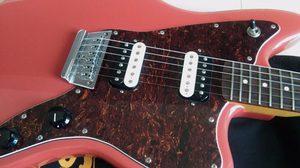 Squier Vintage Modified SRS Jaguar